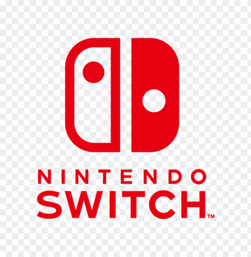 free PNG nintendo switch logo vector PNG images transparent