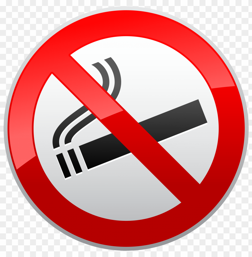 free PNG Download no smoking prohibition sign  image clipart png photo   PNG images transparent