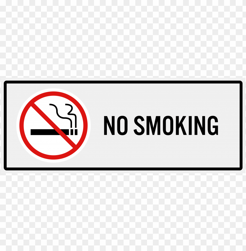 free PNG Download no smoking sign clipart png photo   PNG images transparent