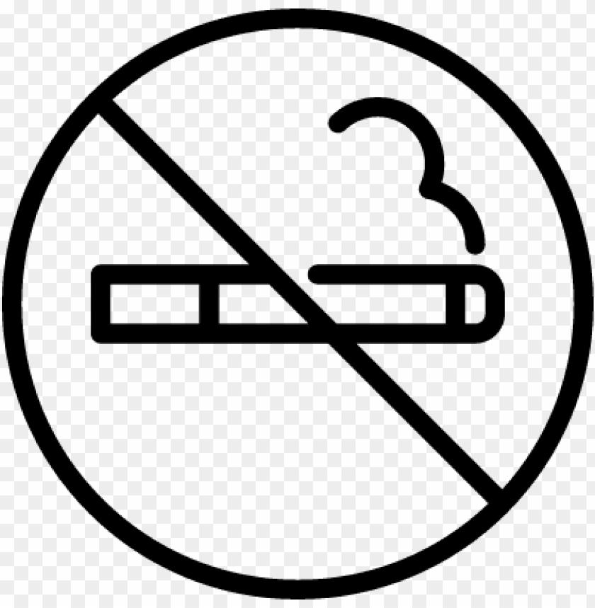 free PNG no smoking sign free vectors, logos, icons and photos - icon no smoking svg png - Free PNG Images PNG images transparent