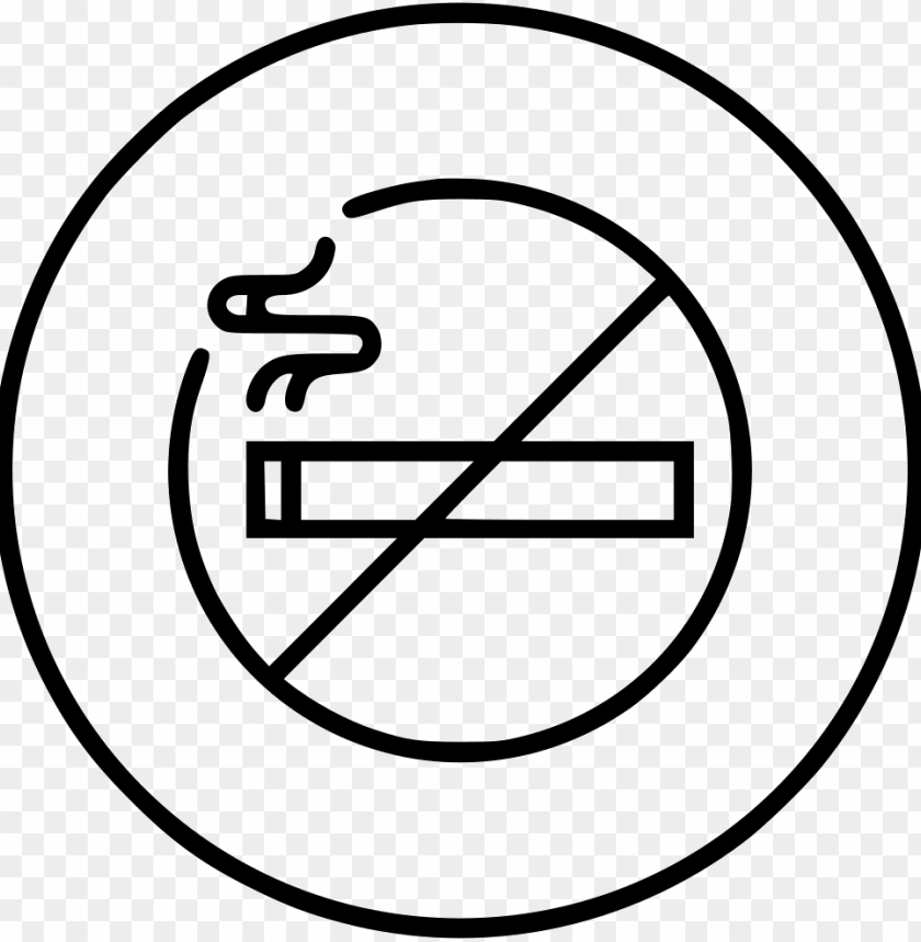 free PNG no smoking tobacco forbidden ban cigarette sign comments - tobacco icon png - Free PNG Images PNG images transparent