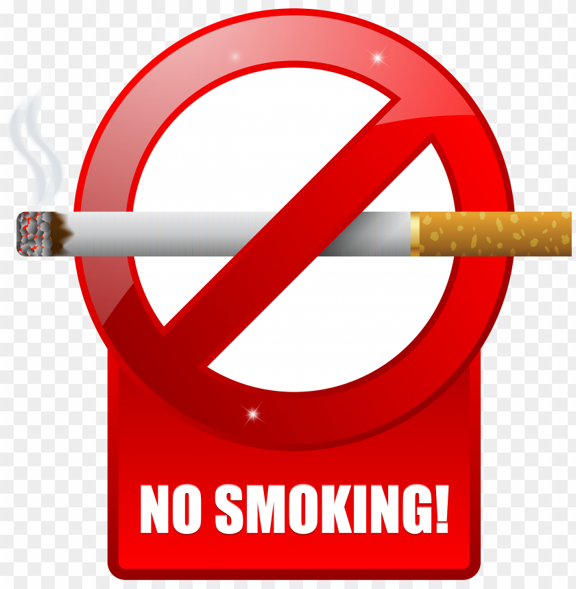 free PNG Download no smoking warning sign clipart png photo   PNG images transparent