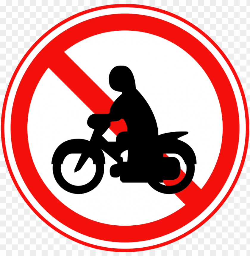 free PNG Download no thoroughfare for motorcycles korea png images background PNG images transparent