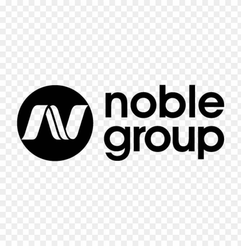 free PNG noble group logo vector PNG images transparent