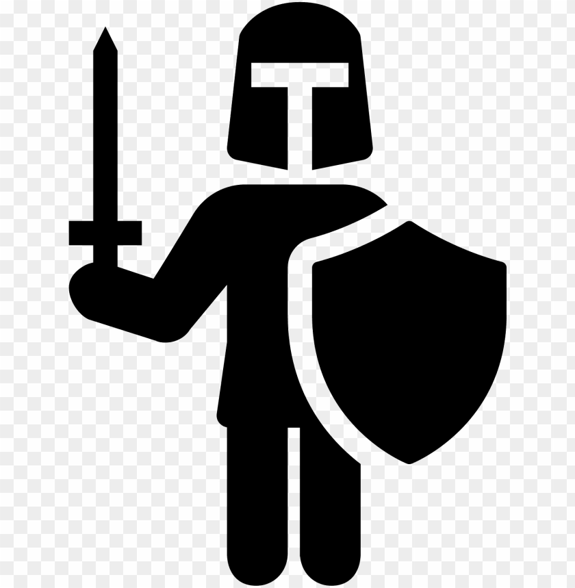 free PNG noble knight filled icon - knight icon png - Free PNG Images PNG images transparent