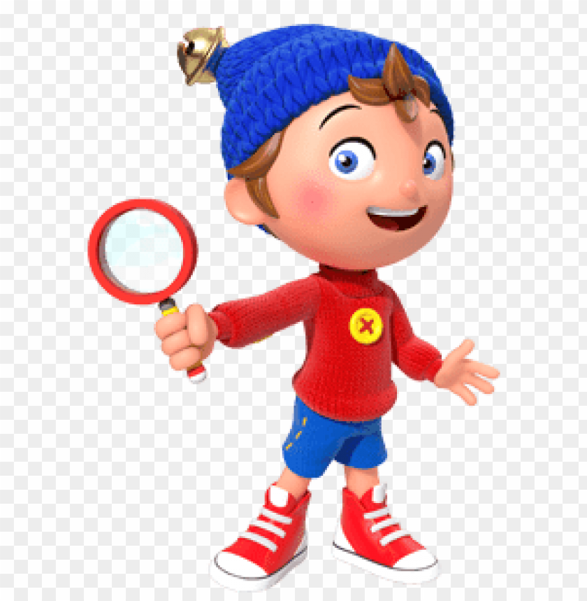 free PNG Download noddy holding a magnifying glass clipart png photo   PNG images transparent