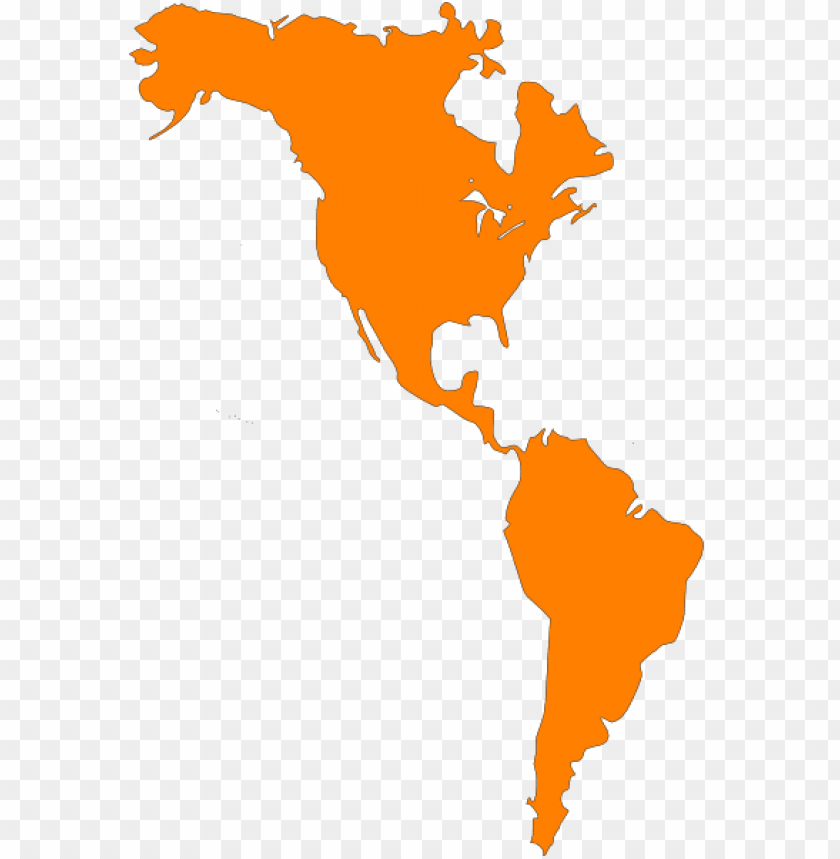 free PNG north and south america map PNG image with transparent background PNG images transparent