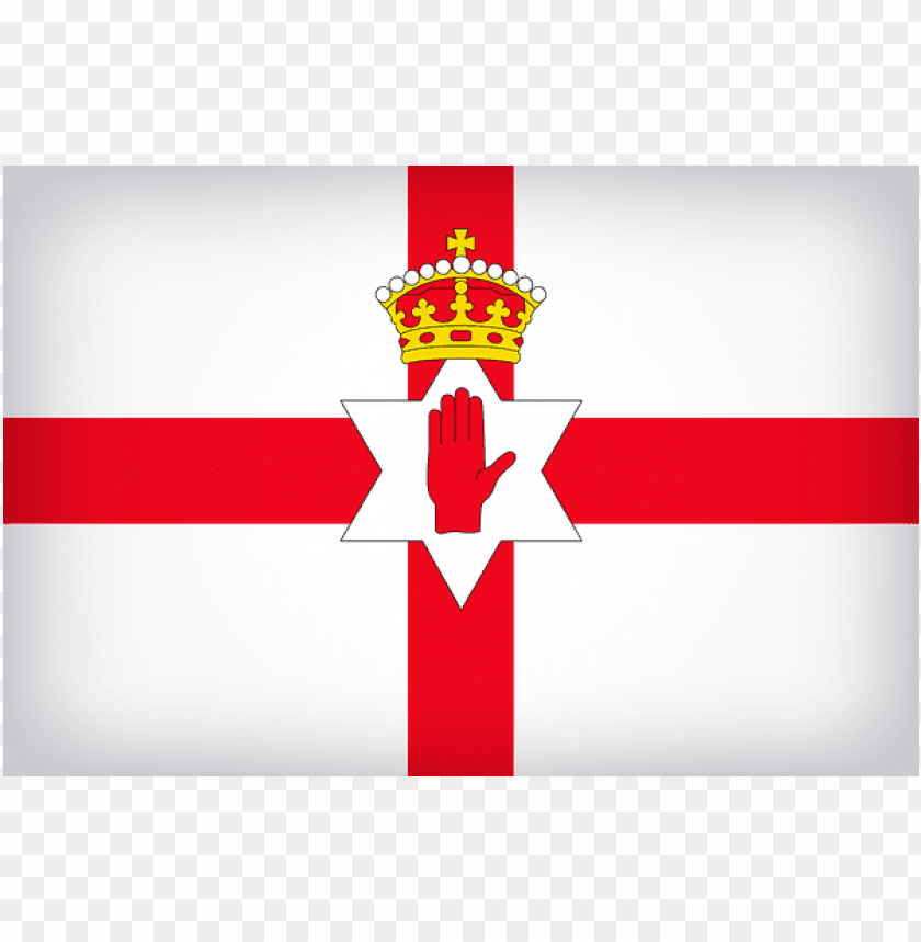 free PNG Download northern ireland large flag clipart png photo   PNG images transparent
