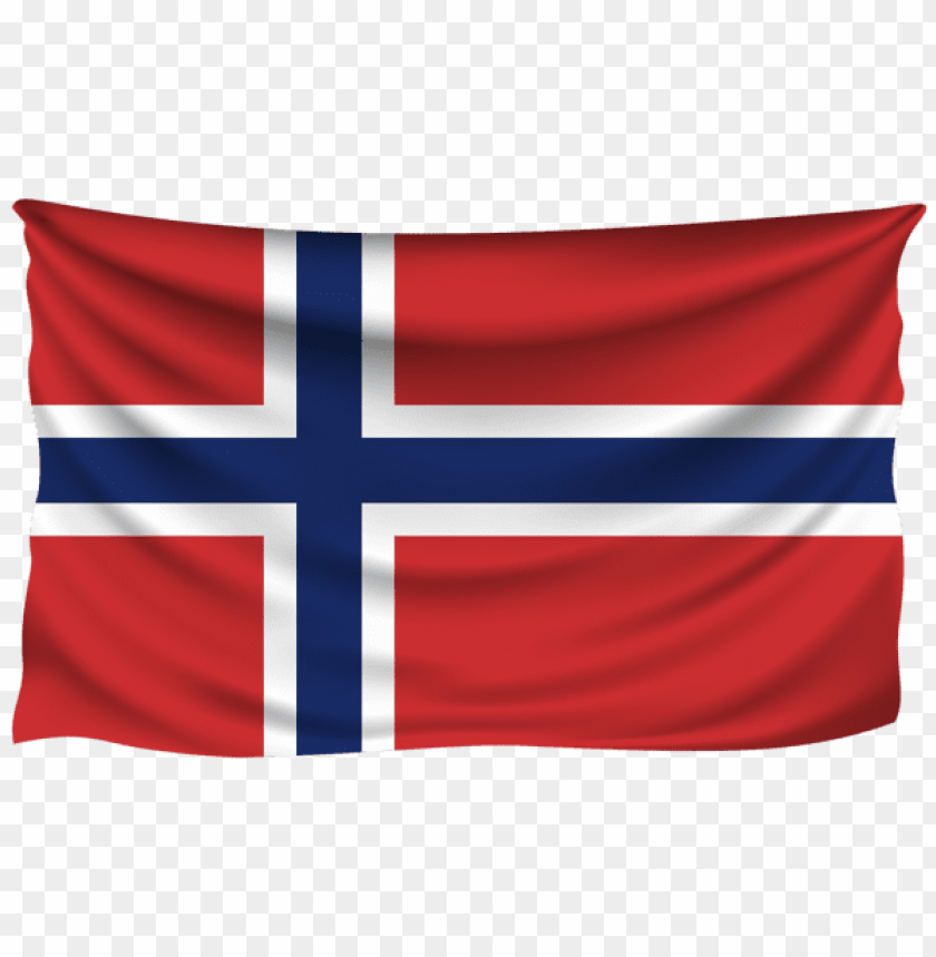 free PNG Download norway wrinkled flag clipart png photo   PNG images transparent
