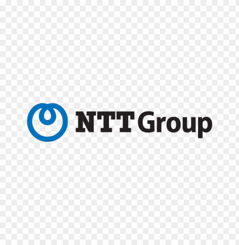 free PNG ntt group logo vector PNG images transparent