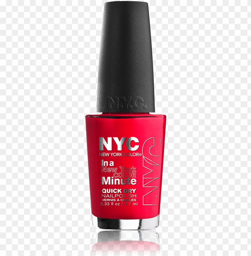 free PNG nyc new york color in a new york minute nail color PNG image with transparent background PNG images transparent