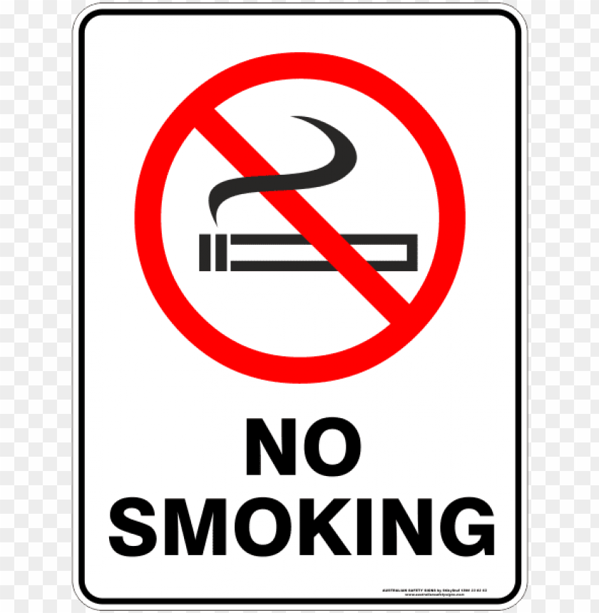 free PNG o smoking png collections australian safety signs - no smoking safety signs PNG image with transparent background PNG images transparent