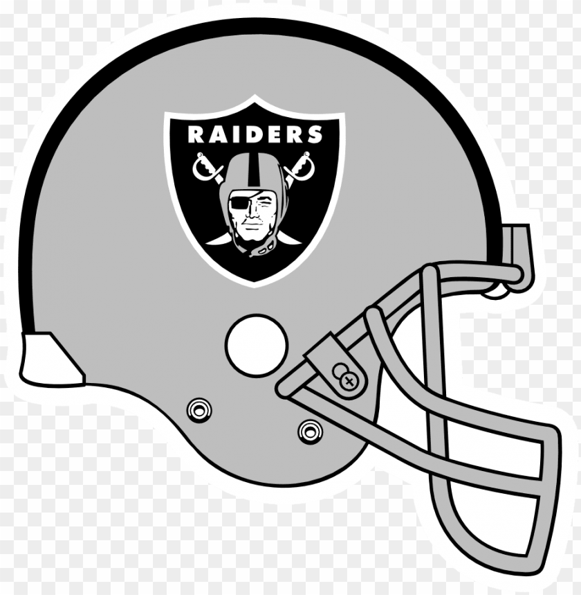 Oakland Raiders Png Image With Transparent Background Toppng
