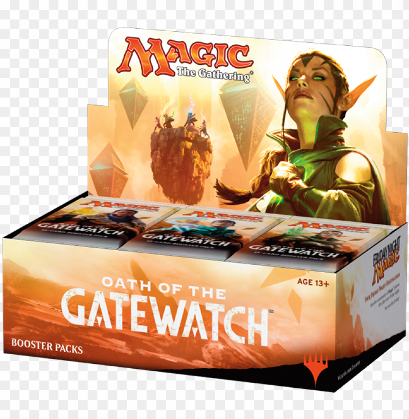 free PNG oath of the gatewatch - oath gatewatch booster box PNG image with transparent background PNG images transparent