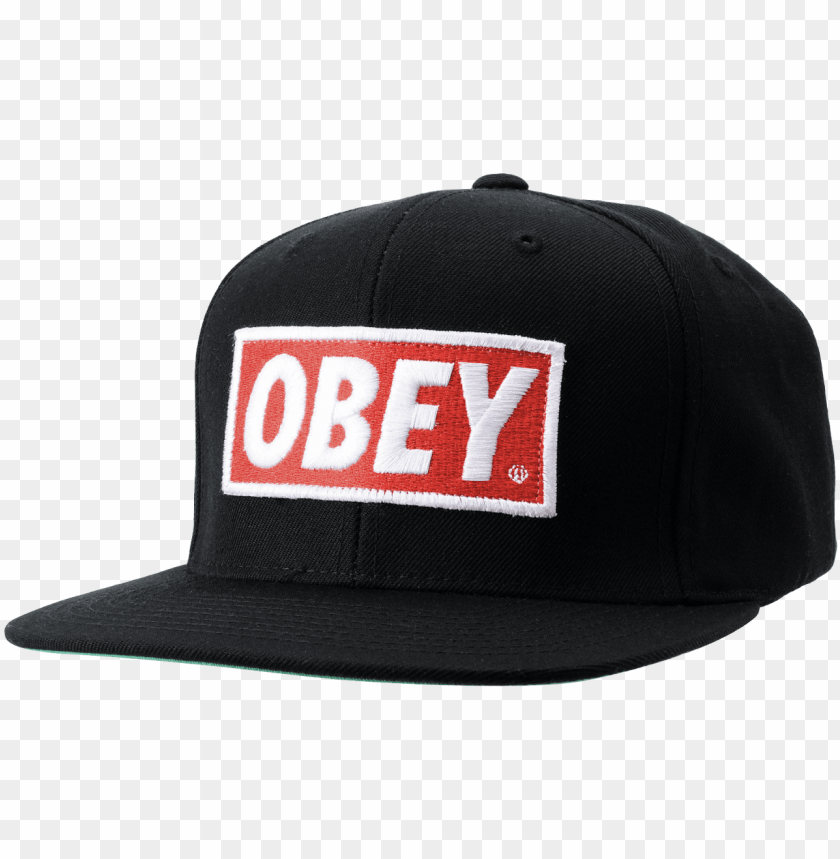 free PNG obey hat transparent background 1 796a8 09e17 - thug life cap PNG image with transparent background PNG images transparent