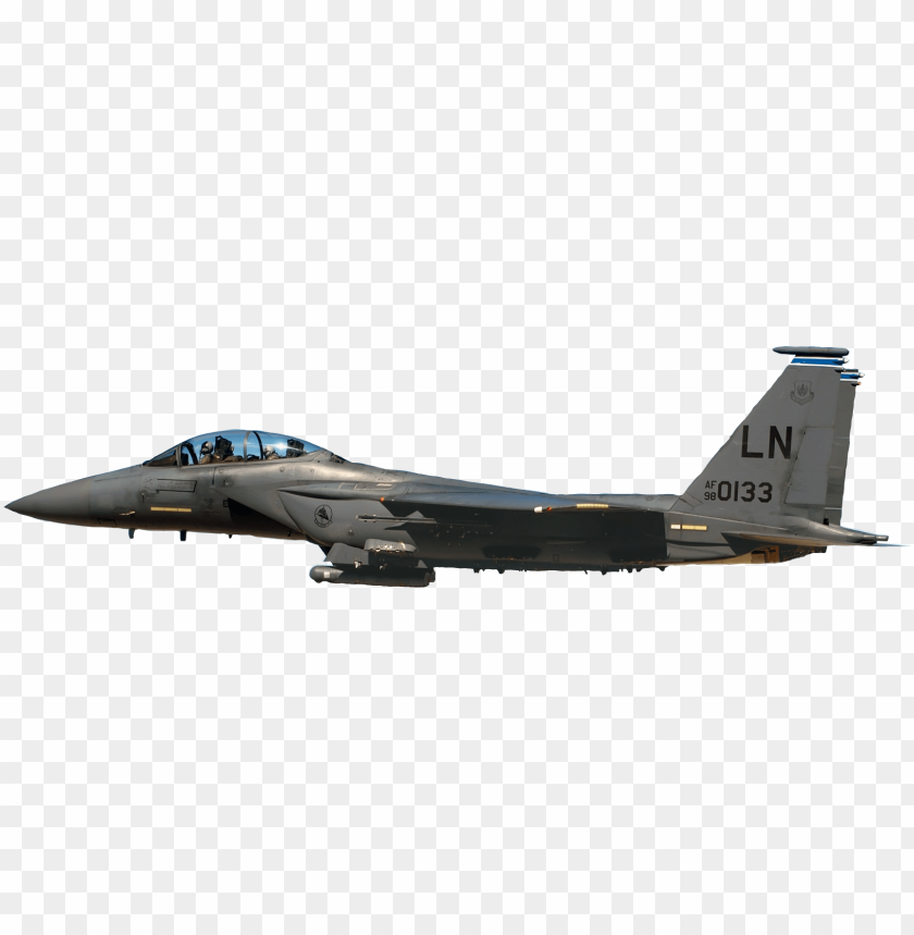 free PNG objectmilitary jet seen from the side - fighter jet side PNG image with transparent background PNG images transparent