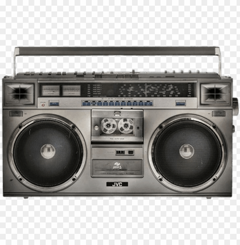 free PNG objects - boomboxes - radio from the 80s PNG image with transparent background PNG images transparent