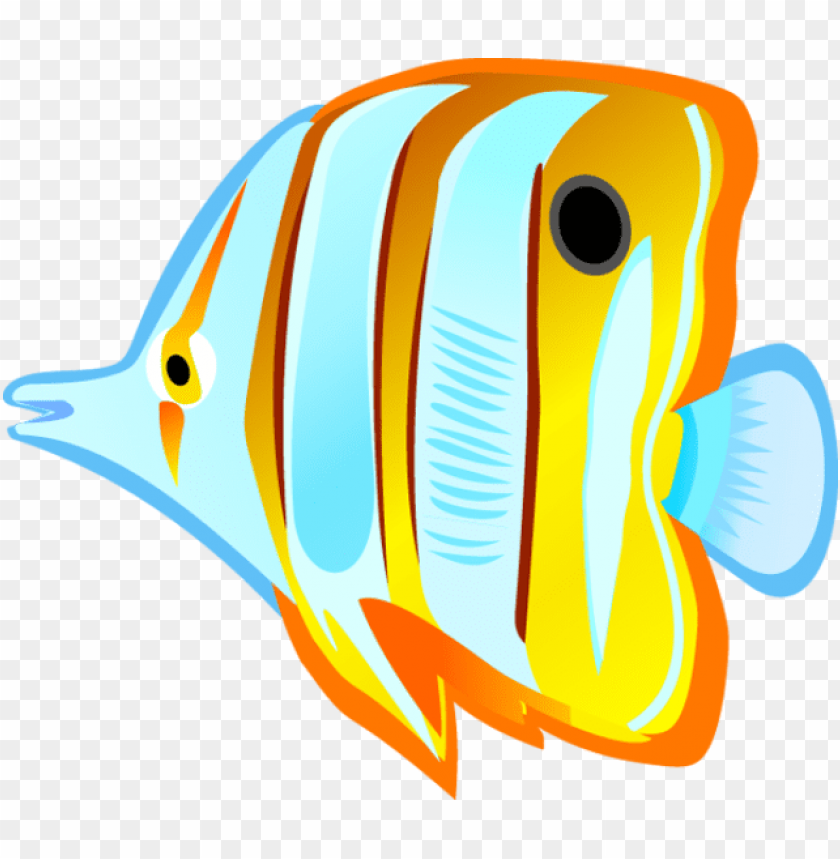 free PNG ocean with fish clipart tropical fish - tropical fish clipart PNG image with transparent background PNG images transparent