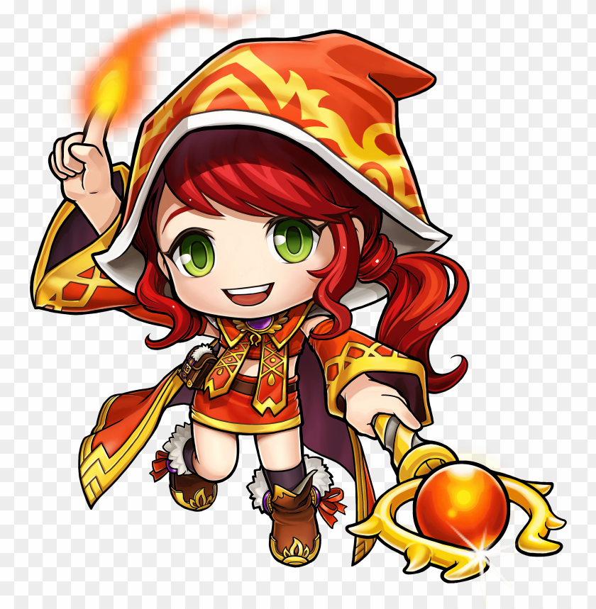 free PNG ocketmaplestory image2 - maplestory blaze wizard PNG image with transparent background PNG images transparent