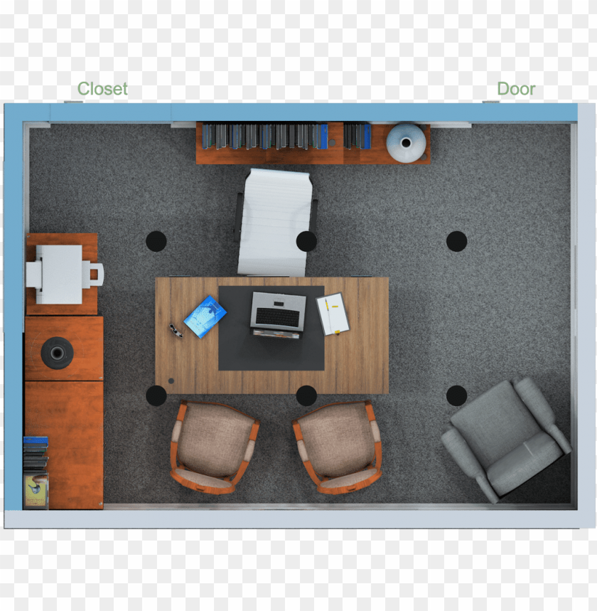 free PNG office furniture top view png creativity yvotube - office furniture top view PNG image with transparent background PNG images transparent