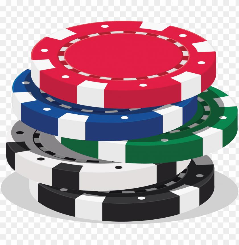 free PNG oker chip stack - poker chips stack PNG image with transparent background PNG images transparent
