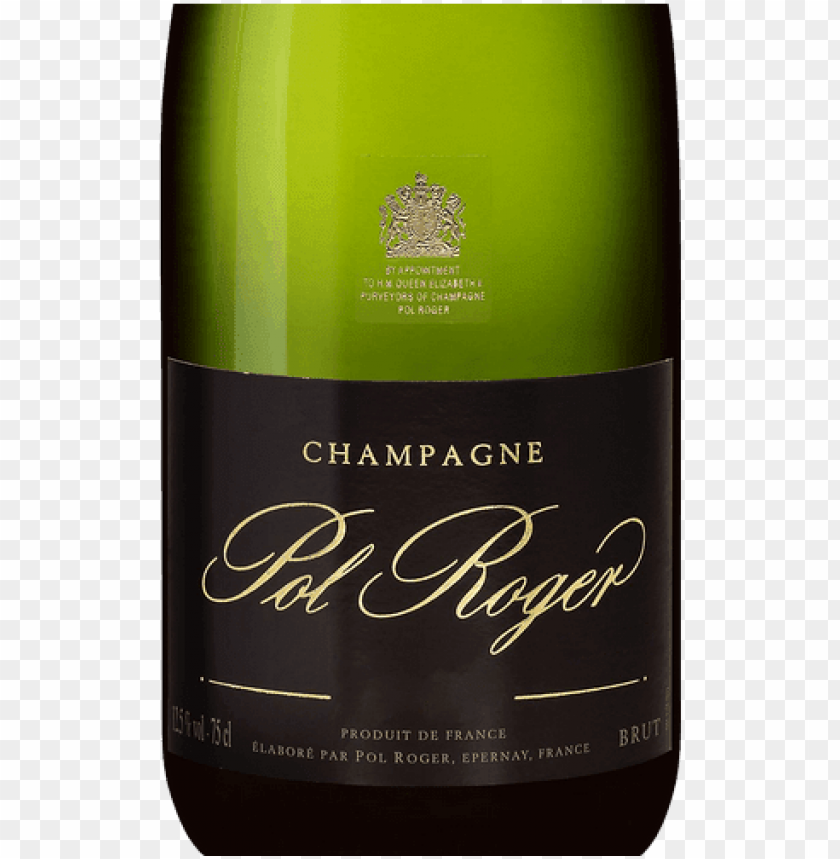 free PNG ol roger champagne cuvee sir winston churchill brut PNG image with transparent background PNG images transparent