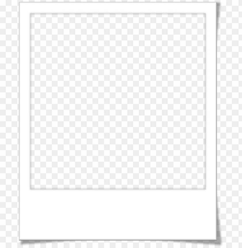 olaroid frame png - transparent overlay polaroid template PNG image with transparent background@toppng.com