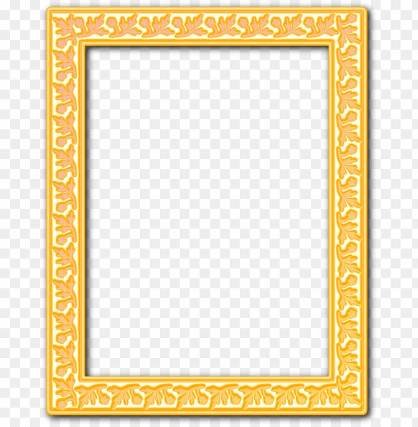 free PNG old frame png clipart picture frames clip art - gold picture frame PNG image with transparent background PNG images transparent