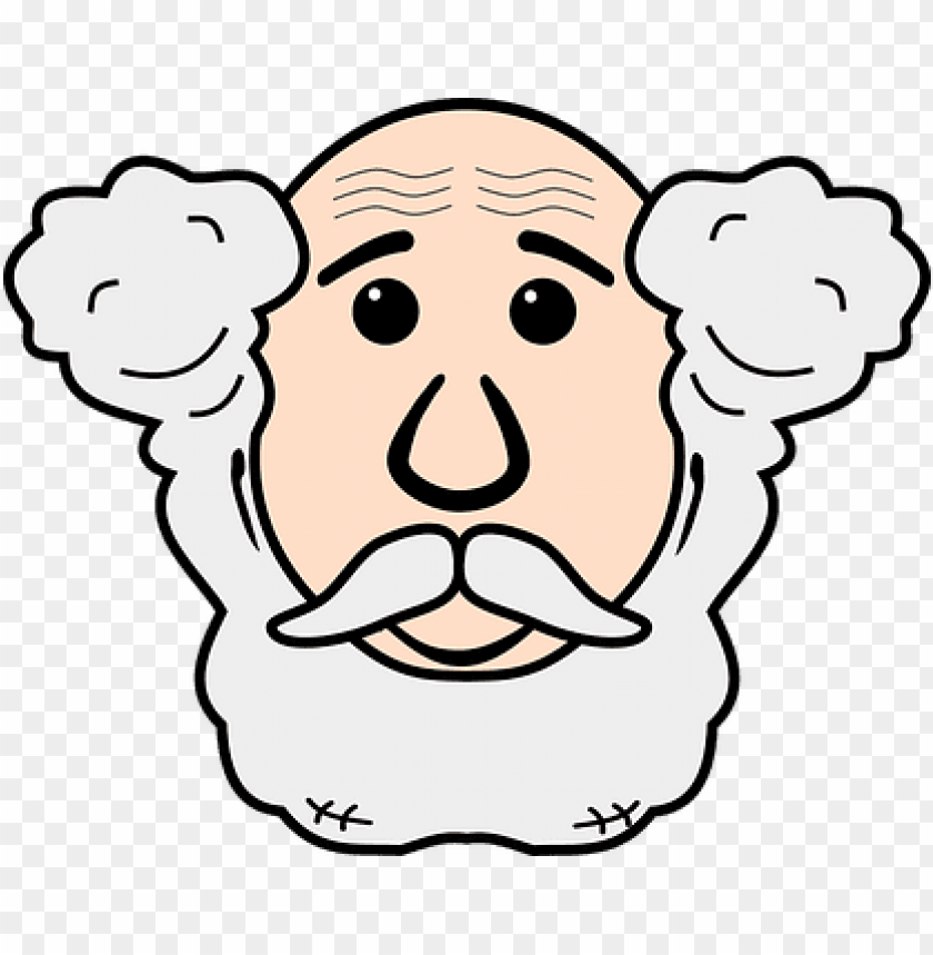 free PNG old man face PNG image with transparent background PNG images transparent