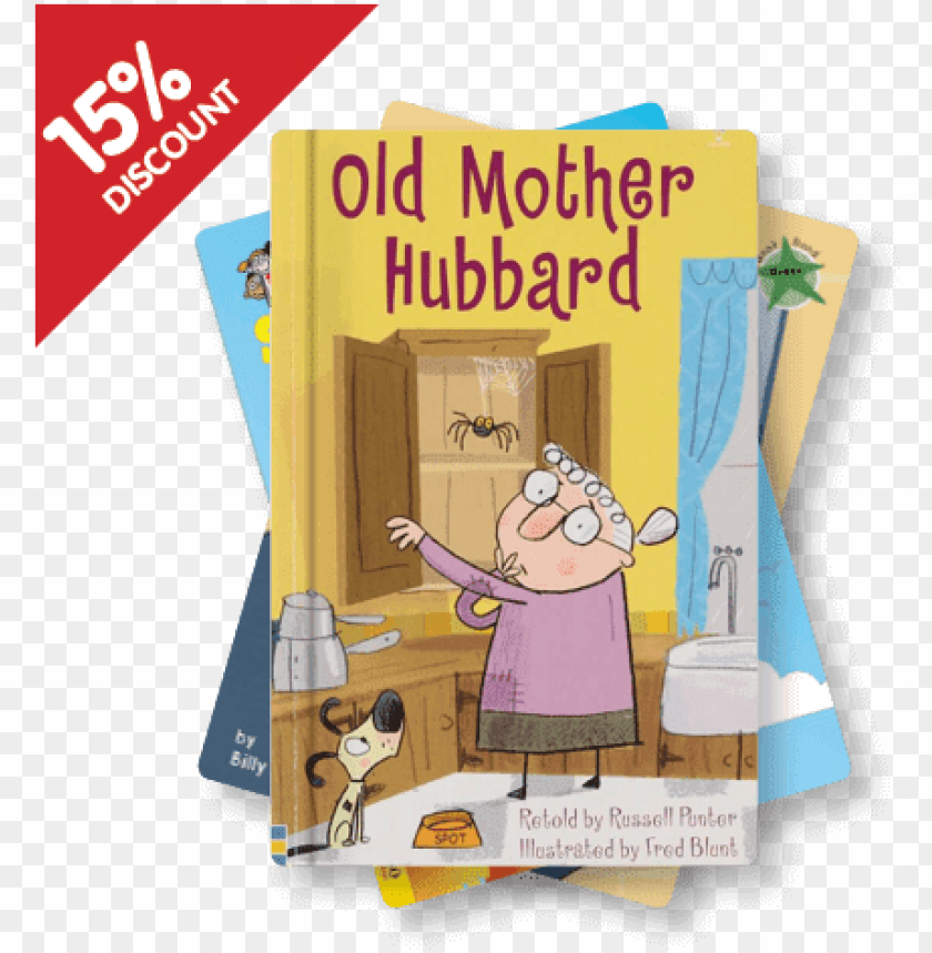 free PNG old mother hubbard: usborne first reading PNG image with transparent background PNG images transparent