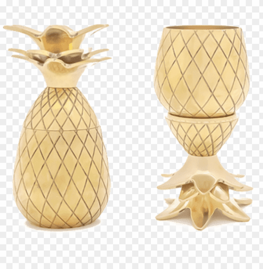 free PNG old pineapple shot glasses - pineapple shot glass - 2pk PNG image with transparent background PNG images transparent