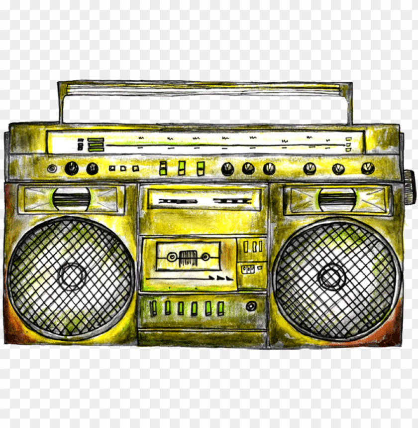 free PNG old school rap radio - old school radio PNG image with transparent background PNG images transparent