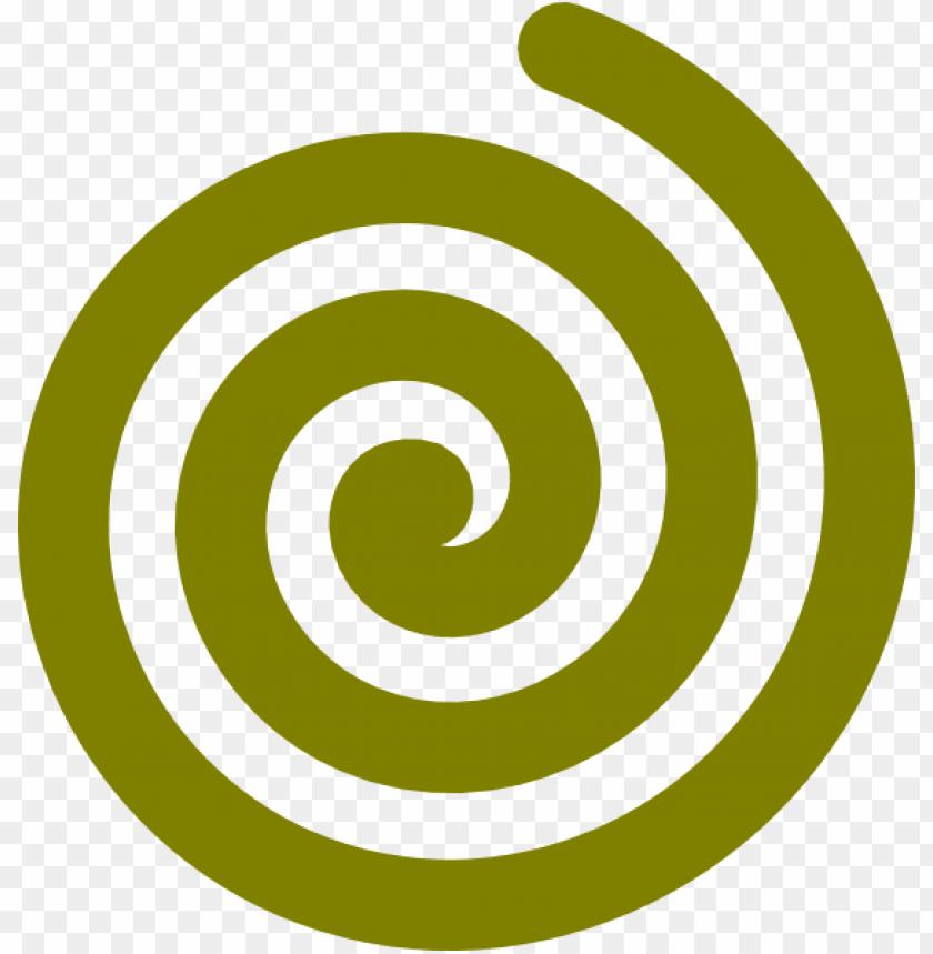 free PNG old spiral clip art at clker - green spiral clip art PNG image with transparent background PNG images transparent