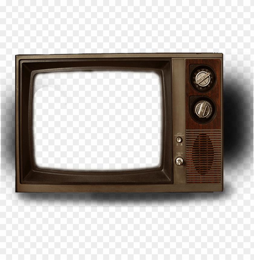 free PNG old television set png - old tv frame PNG image with transparent background PNG images transparent