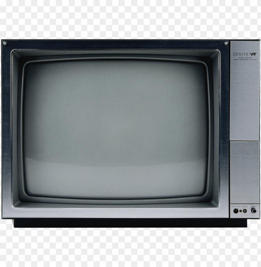 تلفزيون قديم Png
