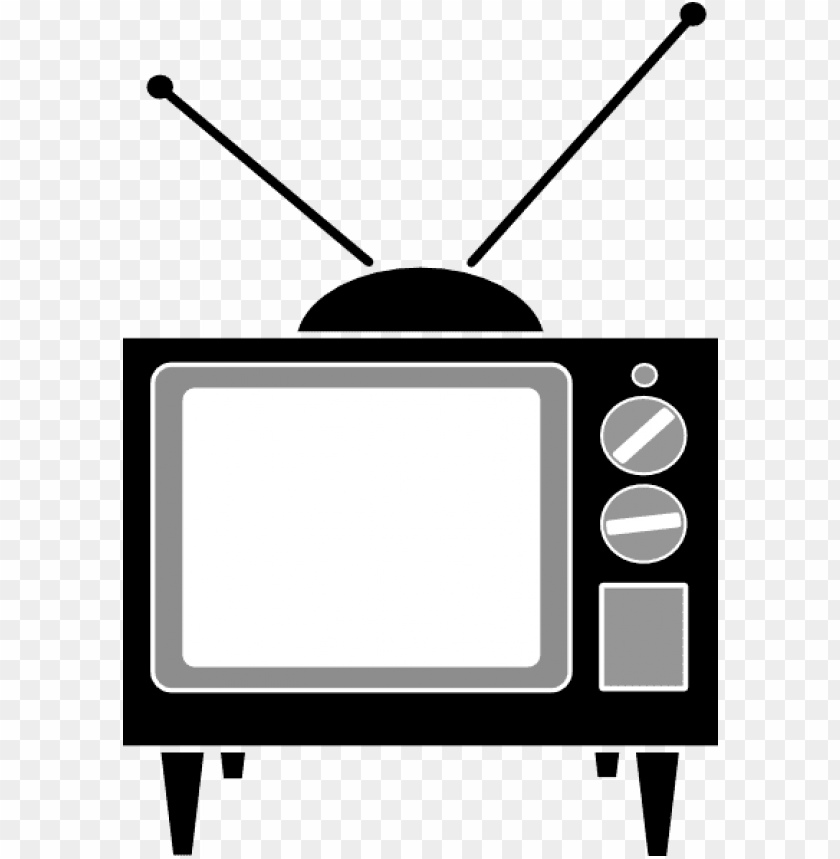 Old Tv Cartoon Png Image With Transparent Background Toppng