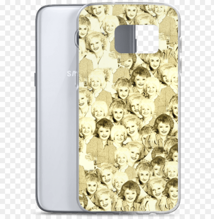 free PNG olden girls samsung galaxy cases - mobile phone case PNG image with transparent background PNG images transparent
