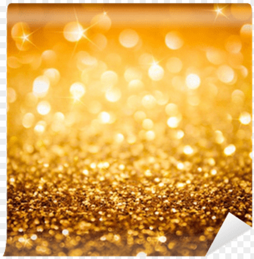 free PNG olden glitter and stars for christmas background wall - gold glitter background PNG image with transparent background PNG images transparent