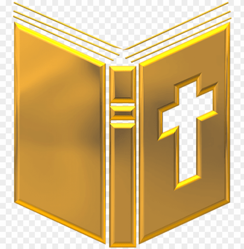 free PNG olden holy bible adult pull - gold bible PNG image with transparent background PNG images transparent