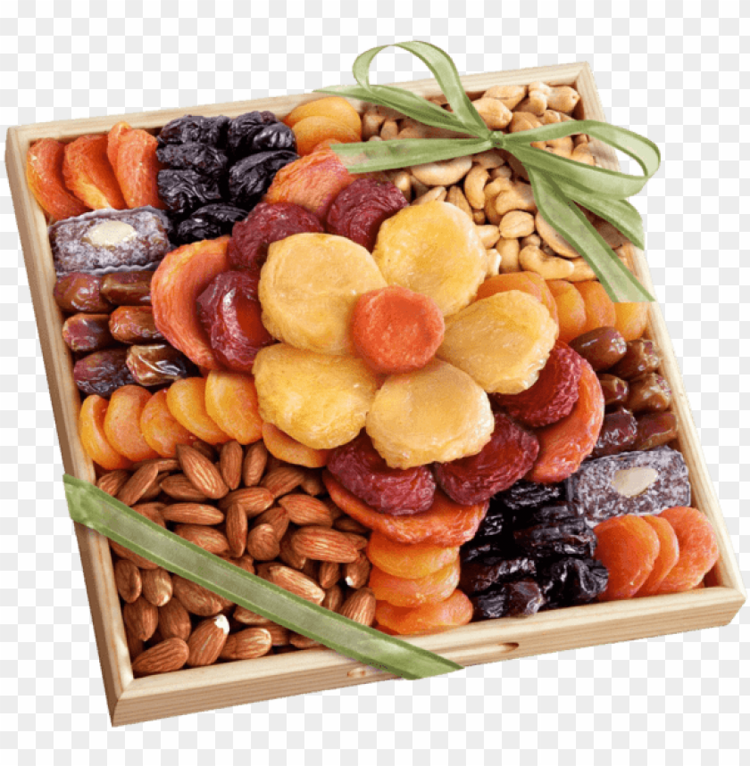 free PNG olden state fruit flora dried fruit and nut gift tray - dry fruit tray PNG image with transparent background PNG images transparent