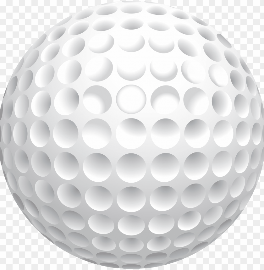 Olf Ball Png Vector Clipart Golf Ball Vector Png Image With Transparent Background Toppng