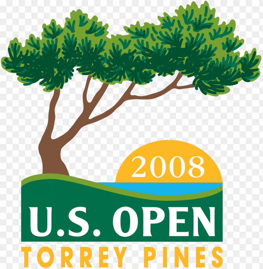 olf clipart golf field - torrey pines golf logo PNG image with transparent background@toppng.com