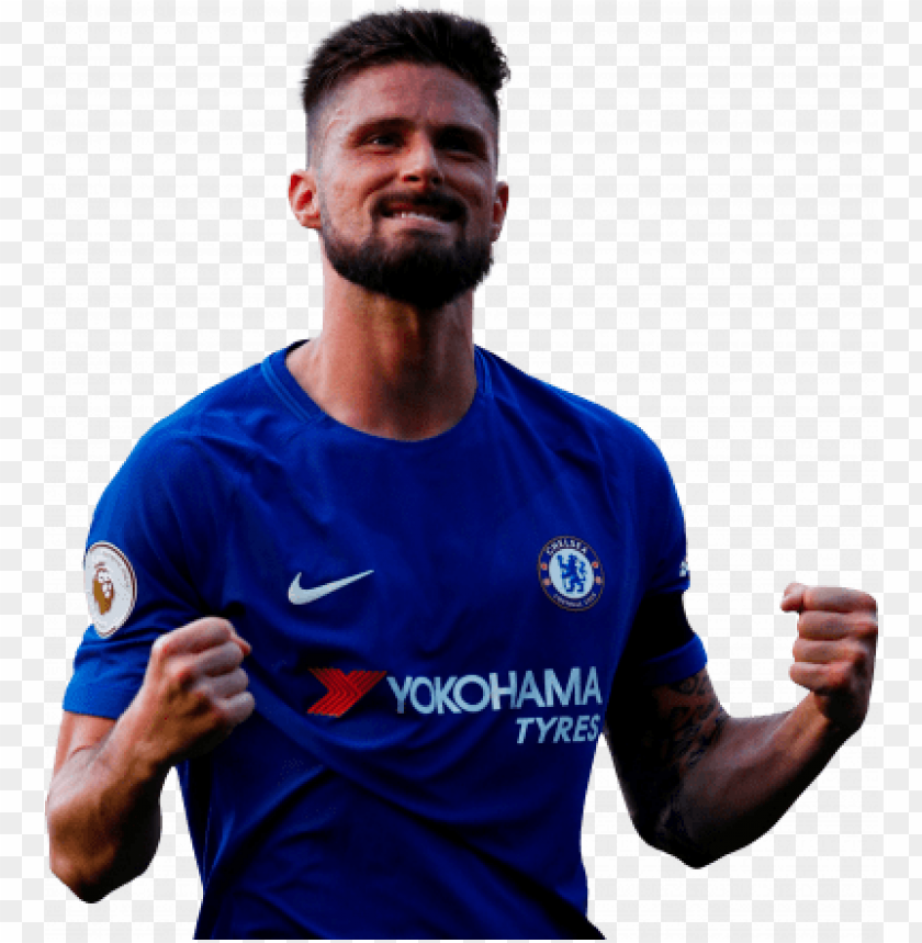 Download Olivier Giroud Png Images Background Toppng