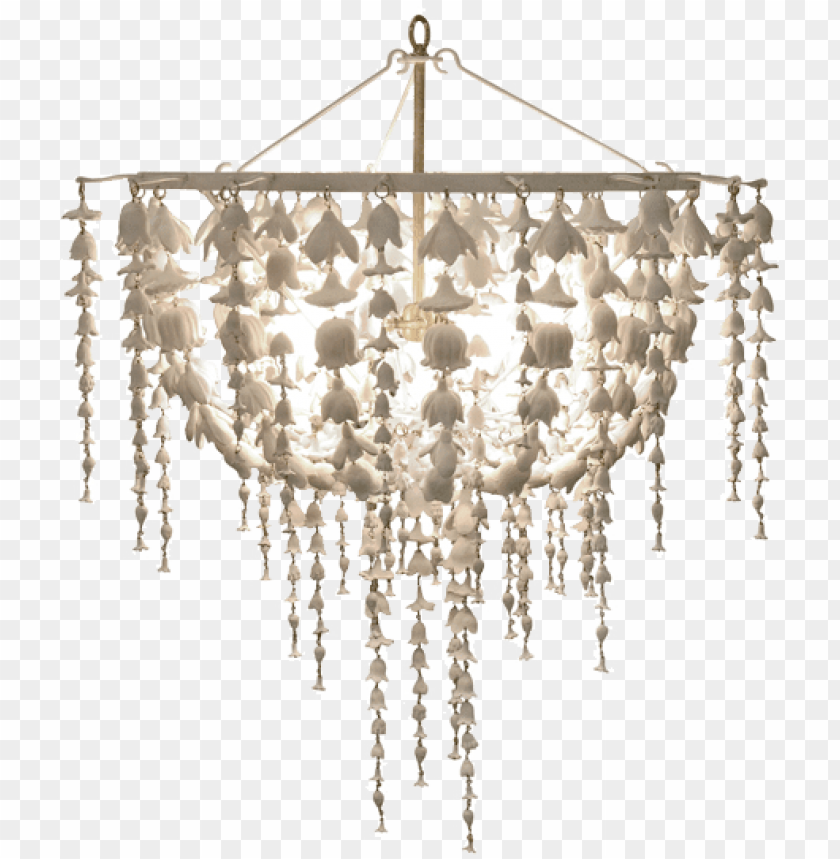 free PNG oly studio flower chandelier - oly flowerfall chandelier PNG image with transparent background PNG images transparent