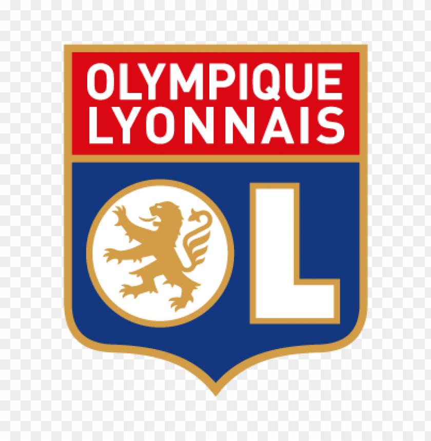free PNG olympique lyonnais vector logo PNG images transparent
