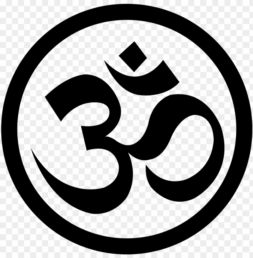 Om Png Pic Aum Sign Vector Png Image With Transparent Background Toppng