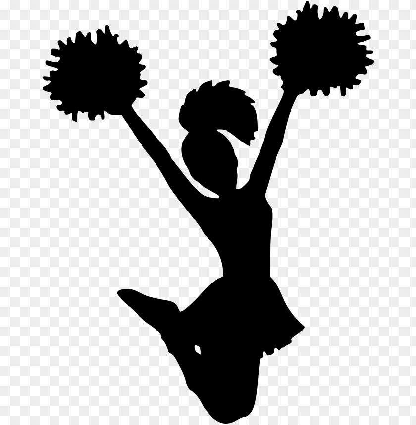 free PNG om-pom national football league cheerleading megaphone - cheerleader j PNG image with transparent background PNG images transparent