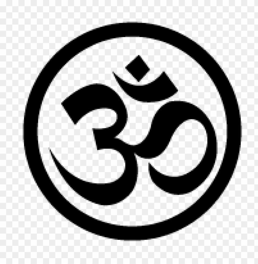 Om Yoga Logo Vector Free Toppng