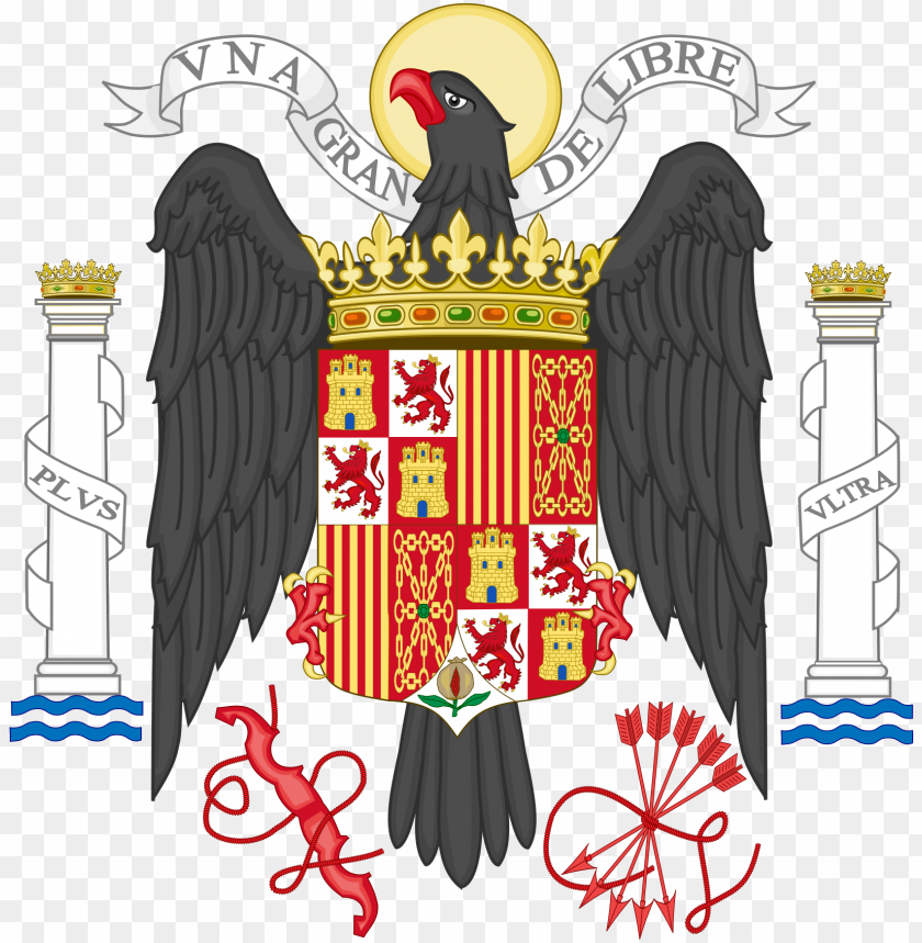 free PNG omez of spain coat of arms png clip art transparent - coat of arms, escudo de españa coat t PNG image with transparent background PNG images transparent