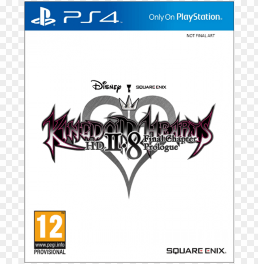 free PNG on aime bigben games kingdom hearts hd - kingdom hearts 2.8 final chapter prologue - ps4 console PNG image with transparent background PNG images transparent